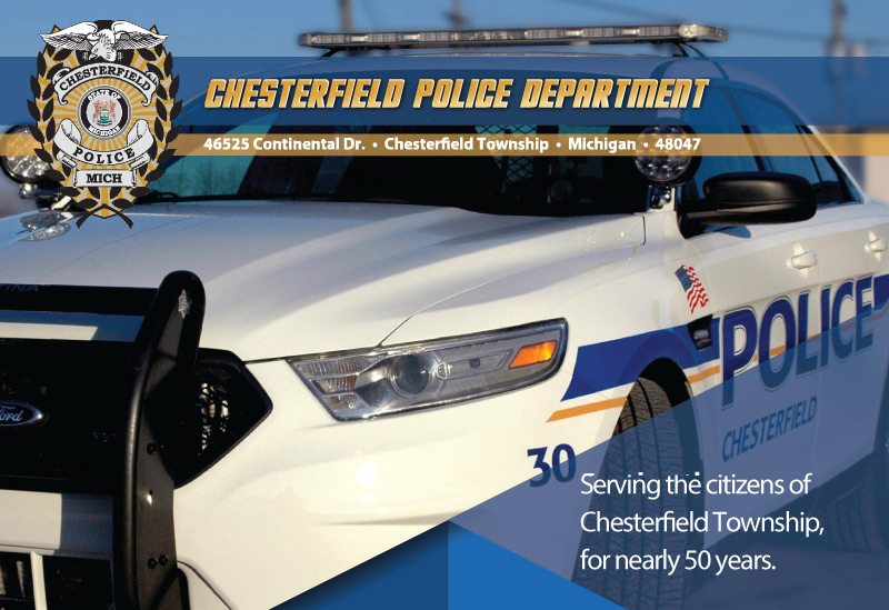 2016 Chesterfield Police Annual Report