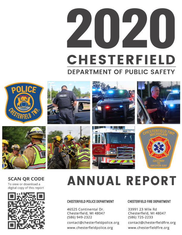 2020 Chesterfield Public Safety Annual Report