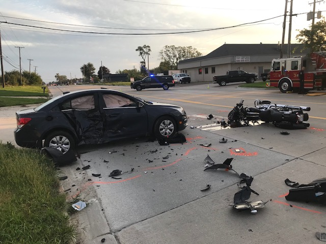 Press Release: Serious Injury Crash