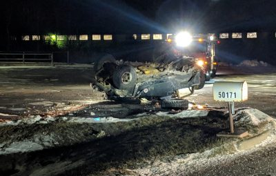 Chesterfield Township Police Department – Fatal Accident