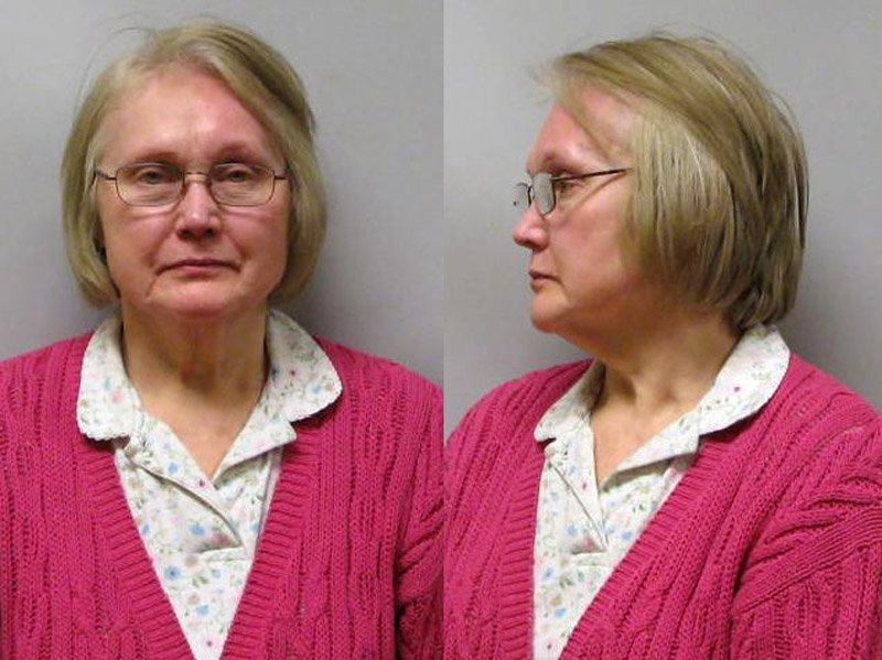 Woman Arrested For Shooting Spouse