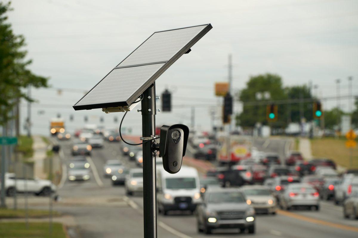 Chesterfield Public Safety Deploys LPR Camera System