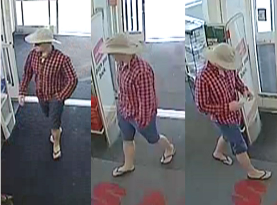 Credit Card Fraud Suspect