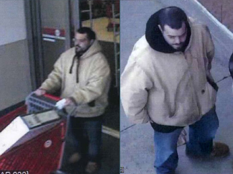Retail Fraud Suspect