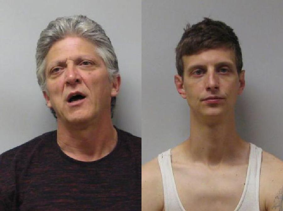 Parolees Arrested For Home Invasion