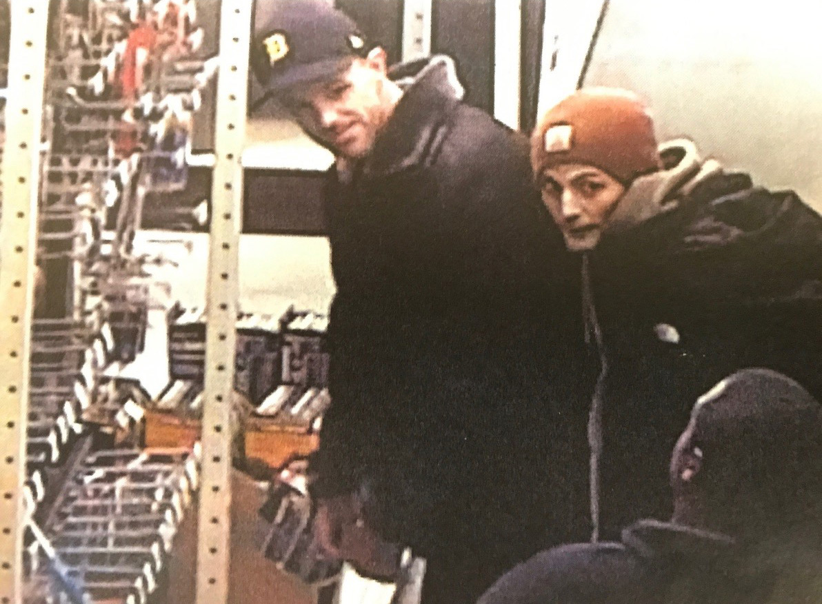 Menards Retail Fraud Suspects