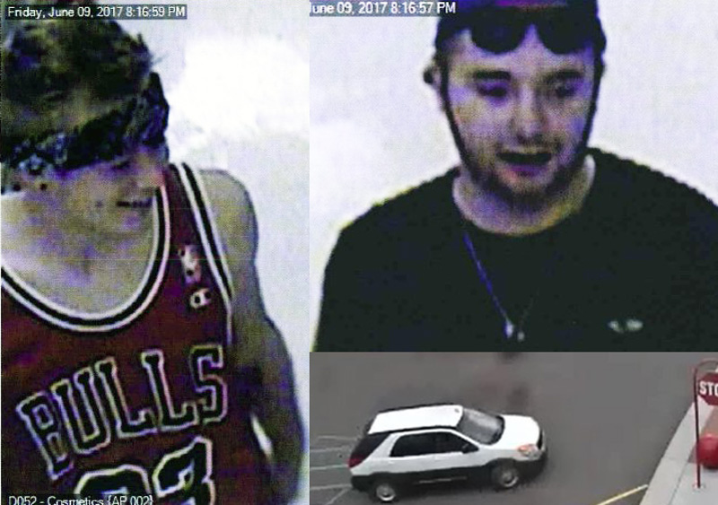 Retail Fraud Suspects