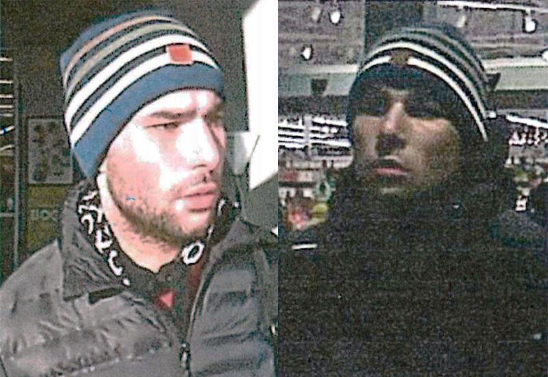 Retail Fraud Suspect