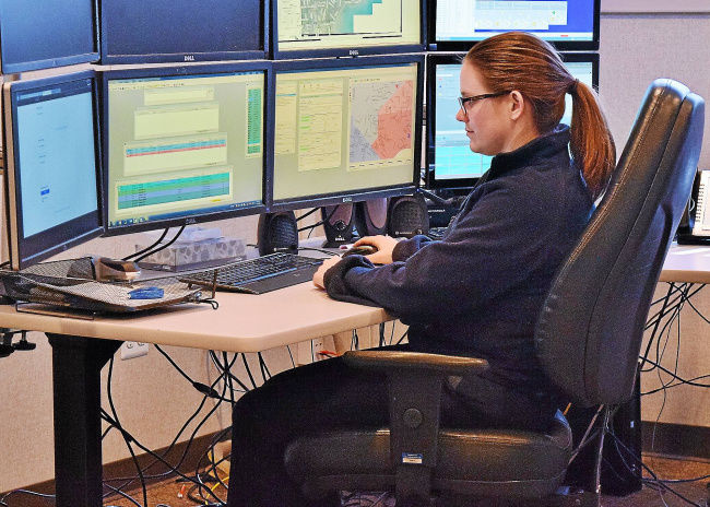 Upgraded Chesterfield Township Police Dispatch Center Rolls Out Smart911
