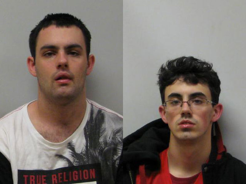 Brothers Arrested for 7/11 Robbery Attempt