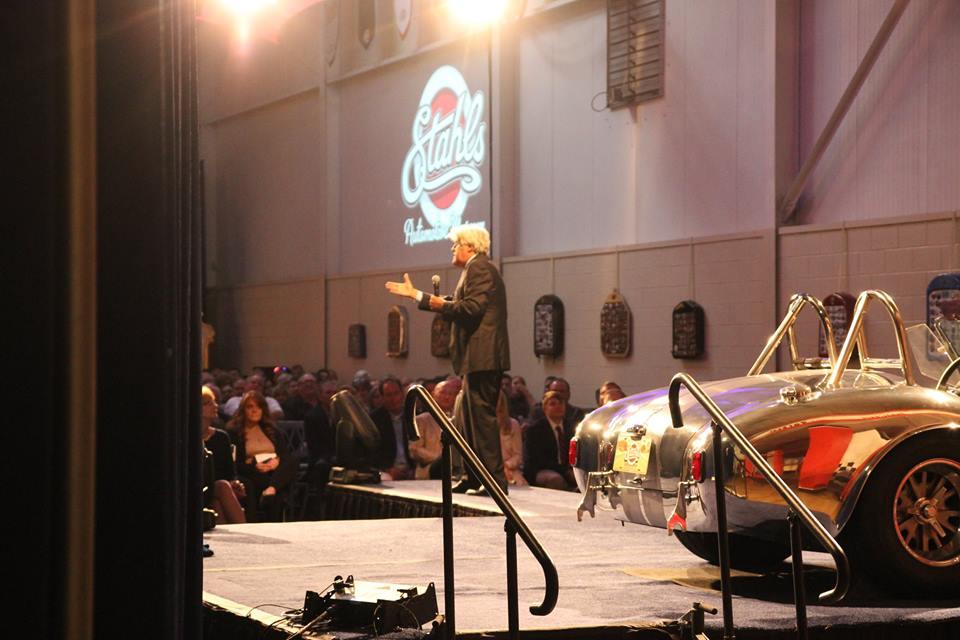 Stahls Automotive Museum Hosts Fundraiser For Veterans