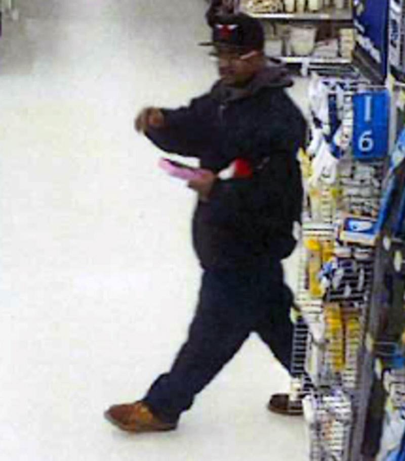 Stolen Purse Suspect
